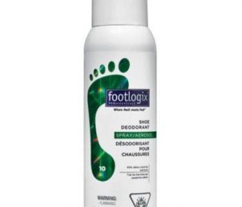 Footlogix Shoe Deodorant 125ml